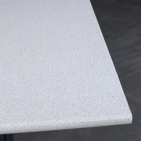 1-1/16 inch thick plastic laminate workstation top