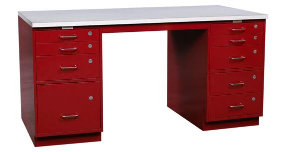 Cabinet Workstation