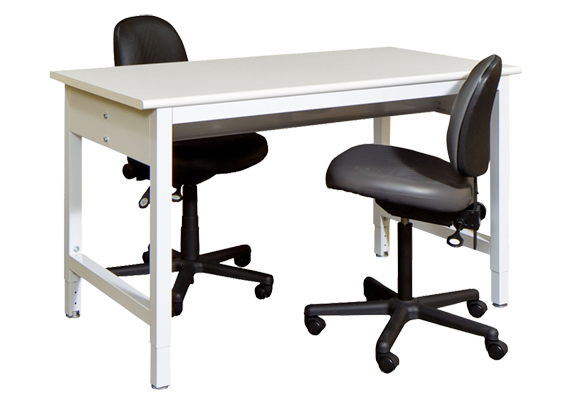Dual-Sided Workstation