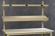 Overtable Shelves