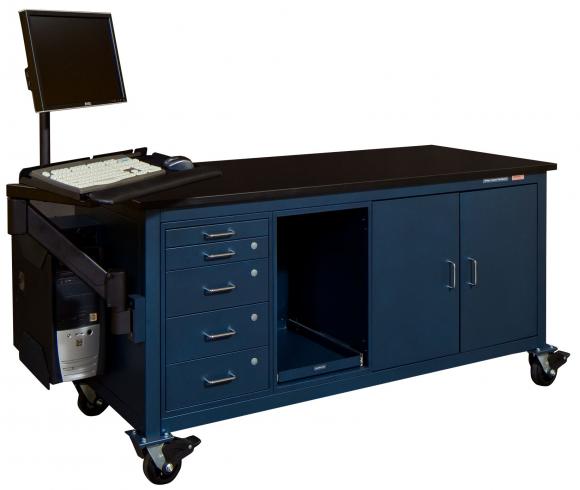 Mass Spectroscopy Workstation