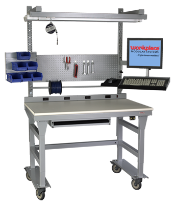 Mobile Workstations amp Lab Benches Workplace Modular