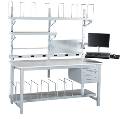 Packing Tables Shipping Stations Workplace Modular