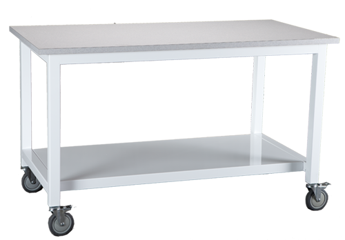 Whatever You Need To Store Under The Worksurface, Workplace Has A Shelving  Solution. Single Undertable Shelf; Wire Divider Shelving