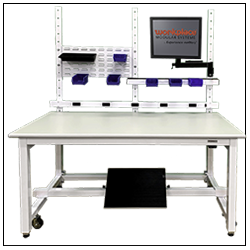 Direct Drive™ workstations feature a wide range of accessories